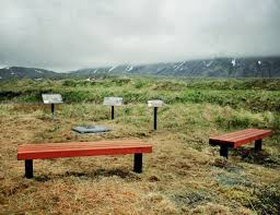 Landscape Timber Bench Wooden Memorial Va Bench Designed U0026 Built By Veterans