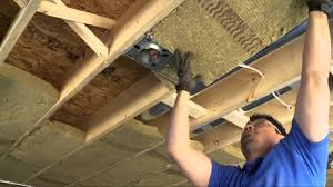 Installing Pot Lights In Insulated Ceiling Insulating Soundproofing Around Pot Lights Or Recessed Lighting