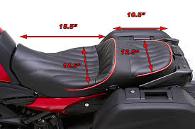 corbin motorcycle seats u0026 accessories yamaha fj 09 800 538 7035