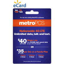 metro pcs prepaid card email delivery metropcs monthly unlimited 40 walmart