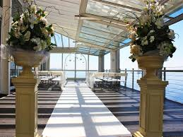 wedding arches geelong the pier geelong iconic geelong venue equally wed