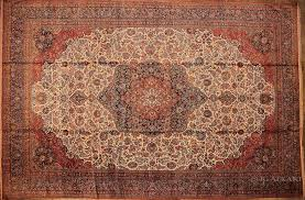 Persian Rugs Nyc by 70001673 Fine Persian Silk Qum Carpet 14 U2032 X 20 U2032