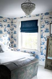 French Country Roman Shades - french country bedroom design french bedroom