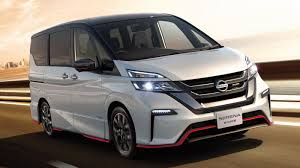nissan japan nissan serena nismo goes on sale in japan gets full nismo