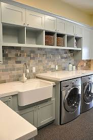 Best Laundry Room Images On Pinterest Laundry Room Design - Utility sink backsplash