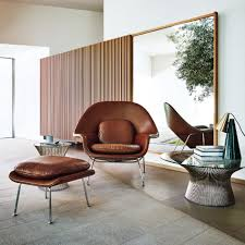 saarinen womb chair and settee relax knoll
