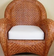 Pottery Barn Boston Ma Pottery Barn Malabar Wicker Arm Chair Ebth