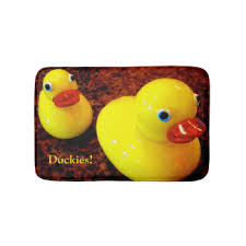 Duck Rugs Yellow Duck Bath Mats U0026 Rugs Zazzle