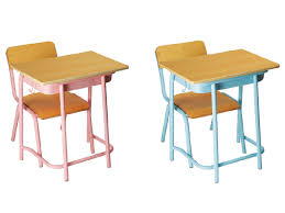 bureau enfant retro tendance déco des bureaux néo rétro décoration