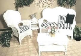 white wicker resin outdoor furniture outdo white resin wicker