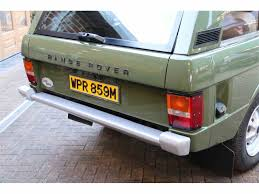 land rover safari for sale 1973 range rover safari for sale classiccars com cc 940741
