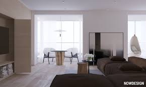 Living Room Hammock Modern Minimalist Apartments For Young Families Design By Style