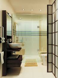 Galley Bathroom Design Ideas by Singularity Bathroom Remodel From This Photo Shows The Floor Tiles