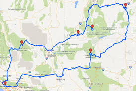road map planner usa how to plan a road trip route with maps
