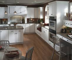 how to finish the top of kitchen cabinets white beadboard kitchen cabinets homecrest