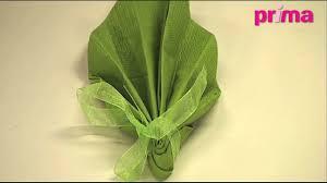 Pliage Serviette Papier Poinsettia by Pliage De Serviette Classique Feuille Art De La Table Maison