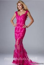 hot pink dress hot pink prom dresses with sleeves 2016 2017 b2b fashion