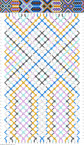 bracelet patterns with string images Best friendship bracelet pattern picture for easy ideas and kids jpg