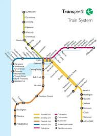Chicago Train Station Map by Perth Underground Map Perth Underground Train Station Map