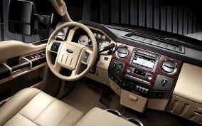 ford earthroamer interior nhtsa opens investigation into steering loss on 2008 ford super duty