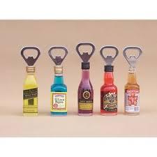 unique shaped wine bottles bottle shape opener with fridge magnet unique bar accessories