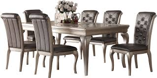 willa arlo interiors rohan 7 piece dining set u0026 reviews wayfair