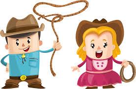 free vector graphic couple cowboy boy love free image