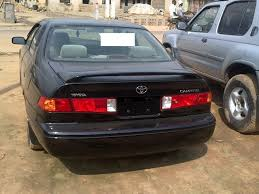 how much is a 2000 toyota camry worth sold sold cleanest toyota camry 2000 model n1million