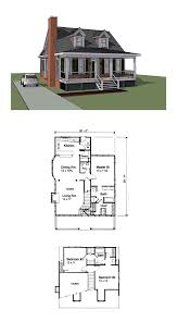 bungalow style cool house plan id chp 1148 total living area