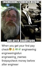 Engineering Student Meme - engineering students before engineering memes land aftergradutaion