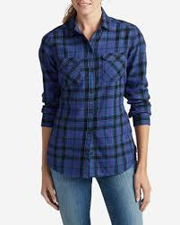 What Is Plaid Collection Of Eddie Bauer Womens Flannel Shirt Best Fashion