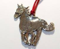 Christmas Pewter Ornaments Made In Usa