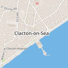 clacton on sea map crime map for clacton central essex uk