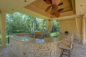 easy breezy entertaining with an outdoor ceiling fan home porch