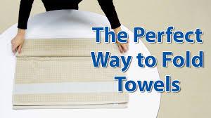 gain shelving space w this towel folding trick closet organizing