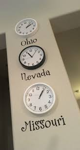 Pacific Time Zone Map Best 25 Time Zone Clocks Ideas On Pinterest Time Zones Wood