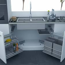 home organization amazing round blue modern kitchen cabinet with