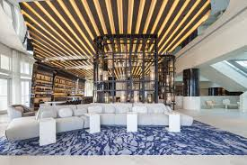 tour the redesigned w fort lauderdale u0027s new public spaces curbed