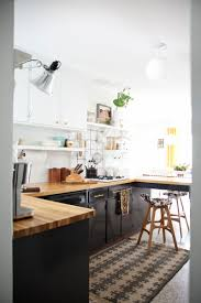 stunning kitchen designs with two toned cabinets eclectic