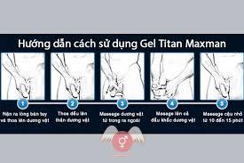 hướng dẫn dùng gel titan hướng dẫn dùng gel titan cho đúng hướng