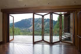 Bi Folding Glass Doors Exterior Bi Folding Glass Exterior Doors Exterior Doors Ideas