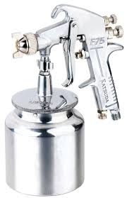 Car Paint Spray Guns High Pressure Spray Gun F 75s With Absolutely Low Price From Ningbo