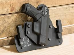 Most Comfortable Concealed Holster Glock 23 Leather Hybrid Holster Alien Gear Holsters