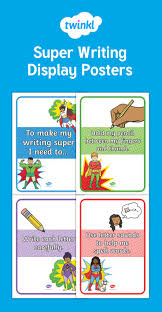 twinkl writing paper 55 best phonics word study images on pinterest word study superhero writing display posters a useful resource all about how children can make their writing super each poster shows a key feature of super writing