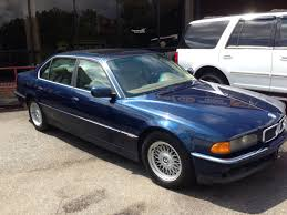 bmw 7 series 98 1998 bmw 7 series 740il 4dr sedan in asheboro nc brady car