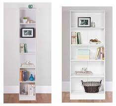 Distressed White Bookcase by White Wooden Shelving 28 Images Empty Wooden Shelf White Wood