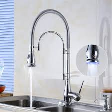 gaof chrome solid brass kitchen mixer cold and kitchen tap