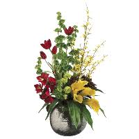 artificial flower arrangements silk flower arrangements silk floral arrangements silk plants