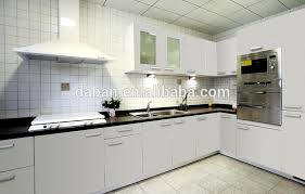 Shiny White Kitchen Cabinets High Gloss White Kitchen Cabinet Foshan Factory Direct Sale Buy