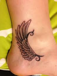 angel wing cowboy boot search results tattoo pictures tattoo